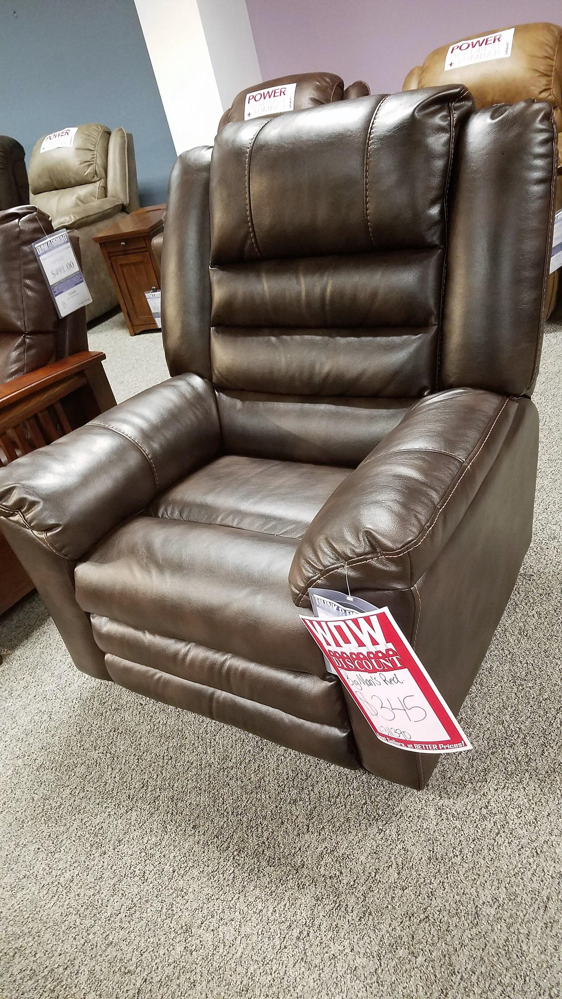 Cheers Sofa Recliners Big Man s Recliner Dunk & Bright Furniture
