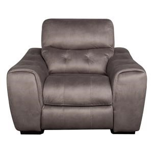 Morris Home Furnishings Reese Reese Power Recliner