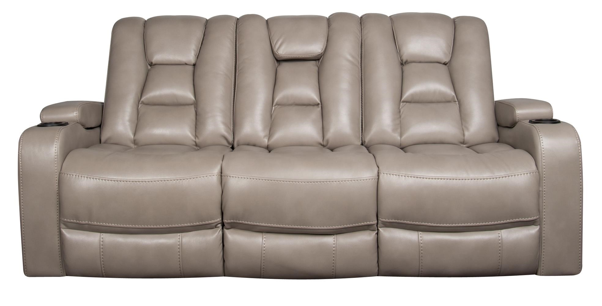 Rhinehart Power Sofa with Headrest