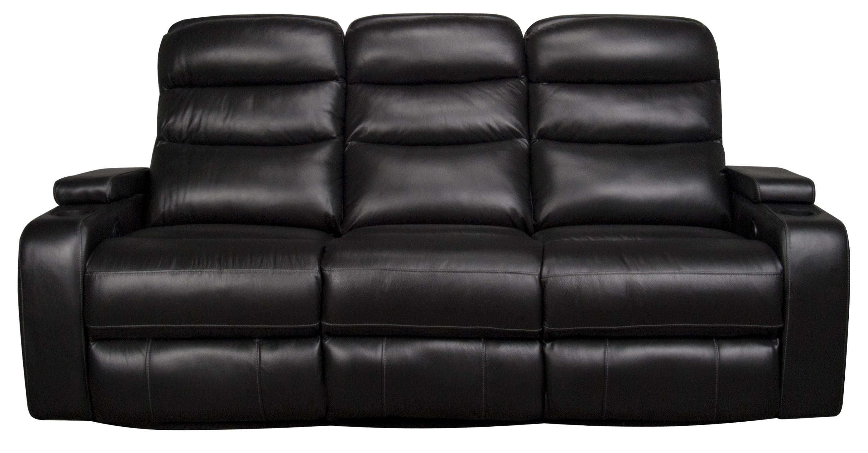Morris Home Furnishings Robert Robert Power Leather-Match* Reclining Sofa - Item Number: 249235134