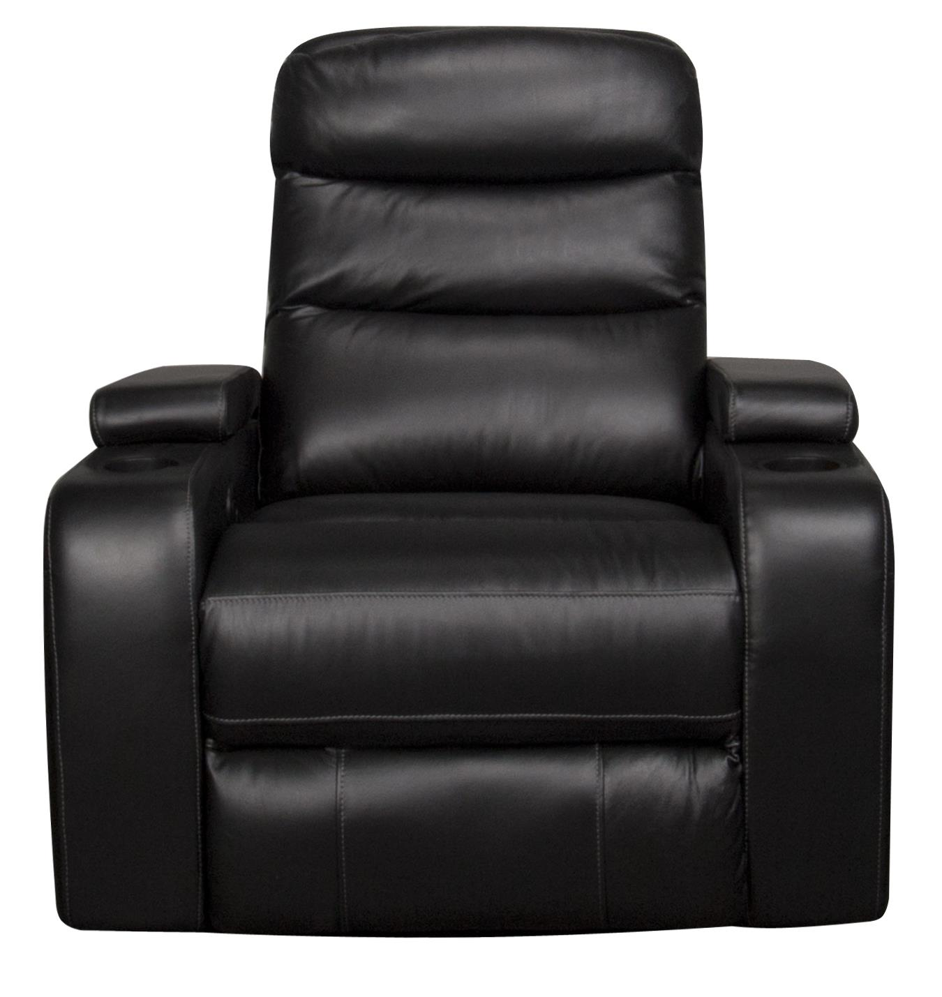 Morris Home Furnishings Robert  Robert Power Leather-Match* Recliner - Item Number: 399334360