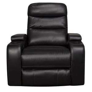 Morris Home Robert  Robert Power Leather-Match* Recliner