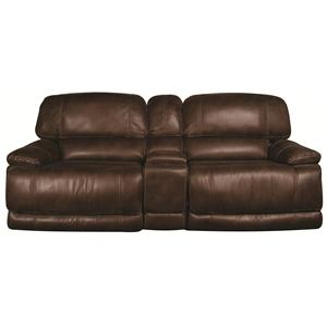 Morris Home Sandra Sandra Sectional Power Sofa