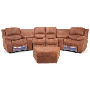 Cheers Sofa XW8251M  Motion Theater Seating