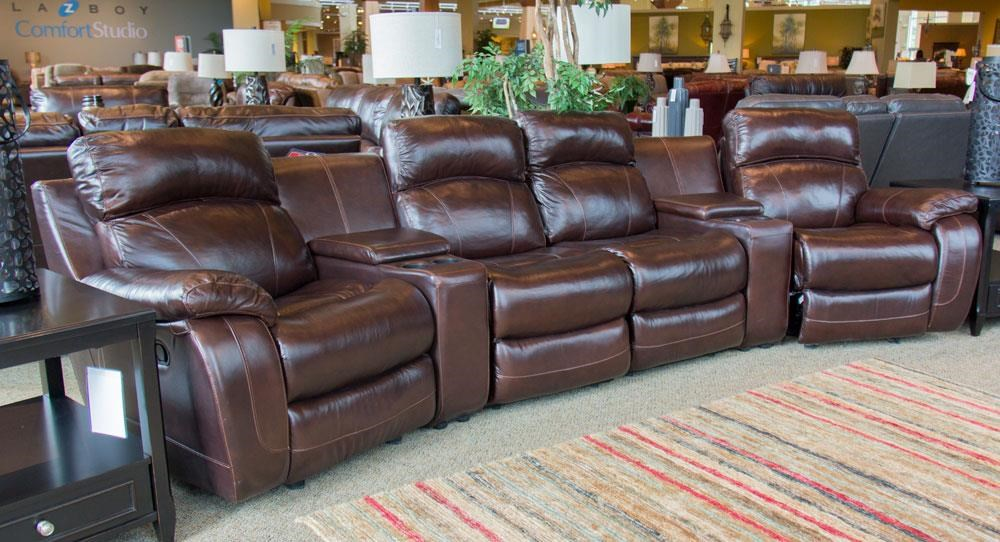 Cheers Sofa Luke Chee Grp U881 4seat Theater Luke Leather 4 Seat Reclining Theater Sectional