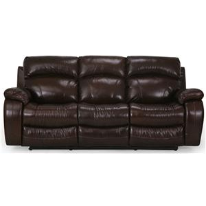 Cheers Sofa Luke Luke Dual Reclining Leather Sofa