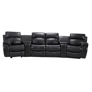 Cheers Sofa UXW8812M Reclining Sectional Group