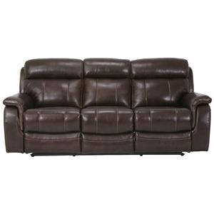 Cheers Sofa U8922 Casual Reclining With High End Recliner Look
