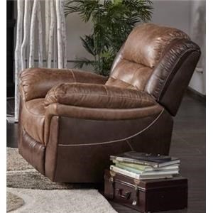Cheers Sofa Houston Glider Recliner