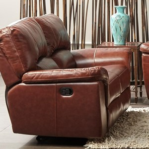Cheers Sofa UX1023 QS Dual Power Loveseat
