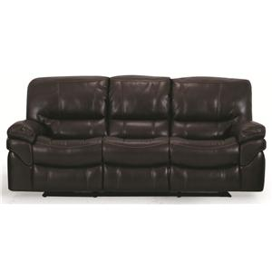 Cheers Sofa UX9335M Casual Reclining Sofa