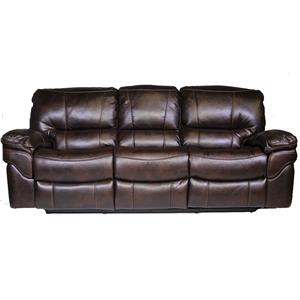 Cheers Sofa UX9335M Leather Reclining Sofa