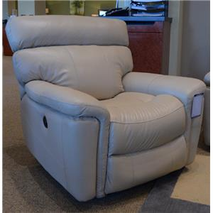 Cheers Sofa Manhattan Leather Power Recliner