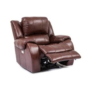 Cheers Sofa Evan Pwr Recliner w/Pwr Head & Foot