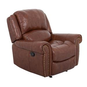 Cheers Sofa Saddle Leather Recliner