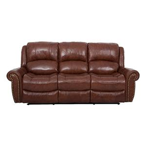 Cheers Sofa Saddle Leather Reclining Sofa