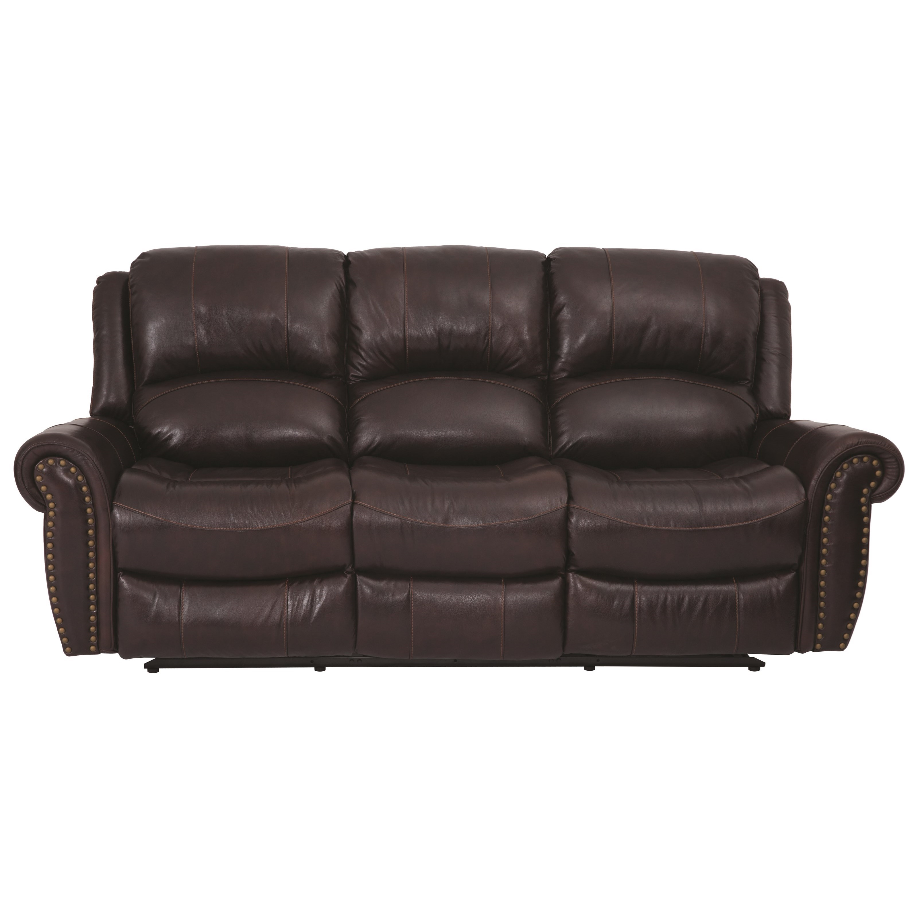 Cheers Sofa UXW9888M Power Reclining Sofa - Item Number UXW9888M L3-2E-2543  sc 1 st  Darvin Furniture & Cheers Sofa UXW9888M Power Reclining Sofa with Nailhead - Darvin ... islam-shia.org