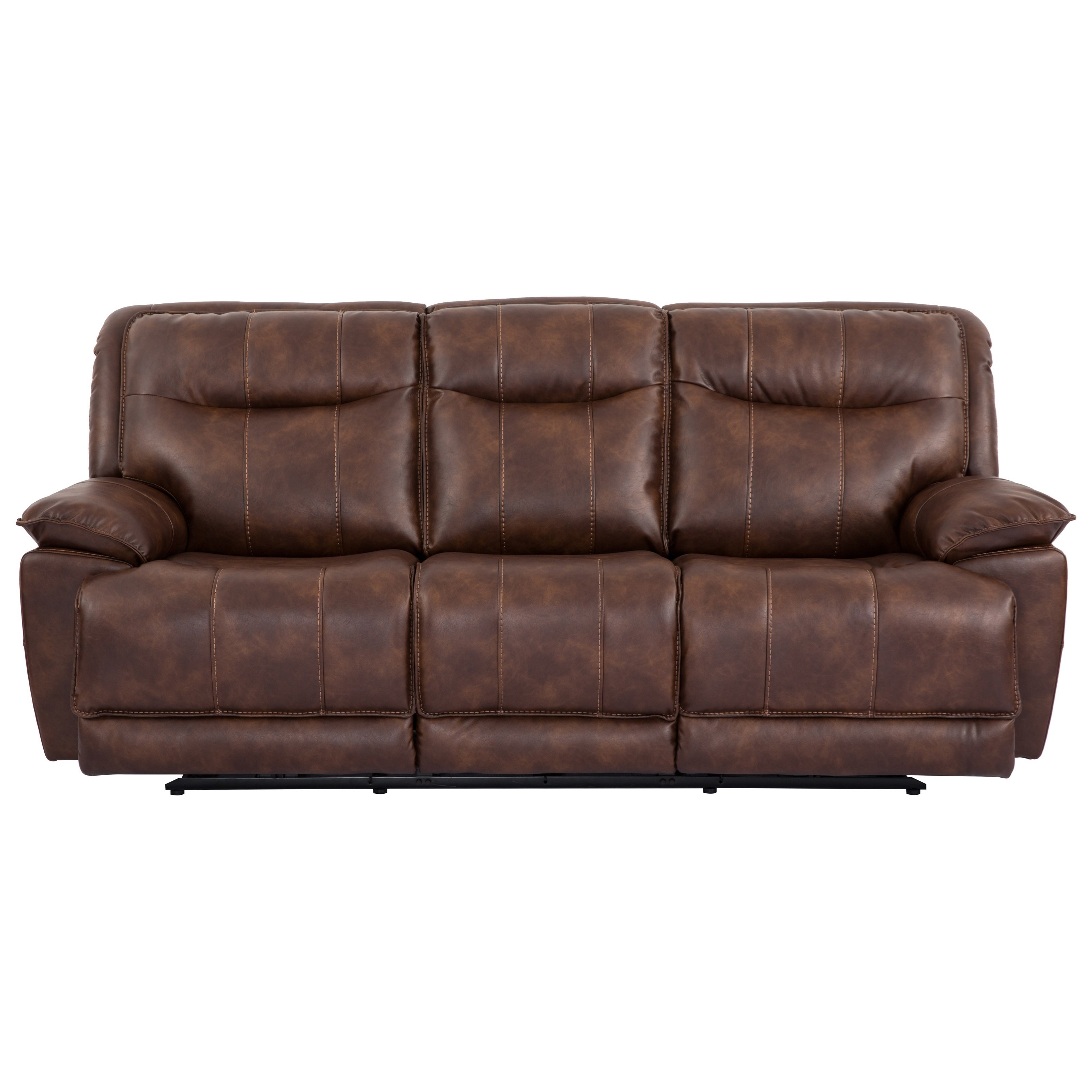 Cheers Sofa X9918m Reclining Sofa With Pillow Arms Royal Furniture Reclining Sofas