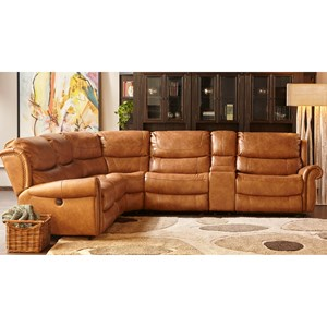 Cheers Sofa XW1012M QS Power Reclining Sectional