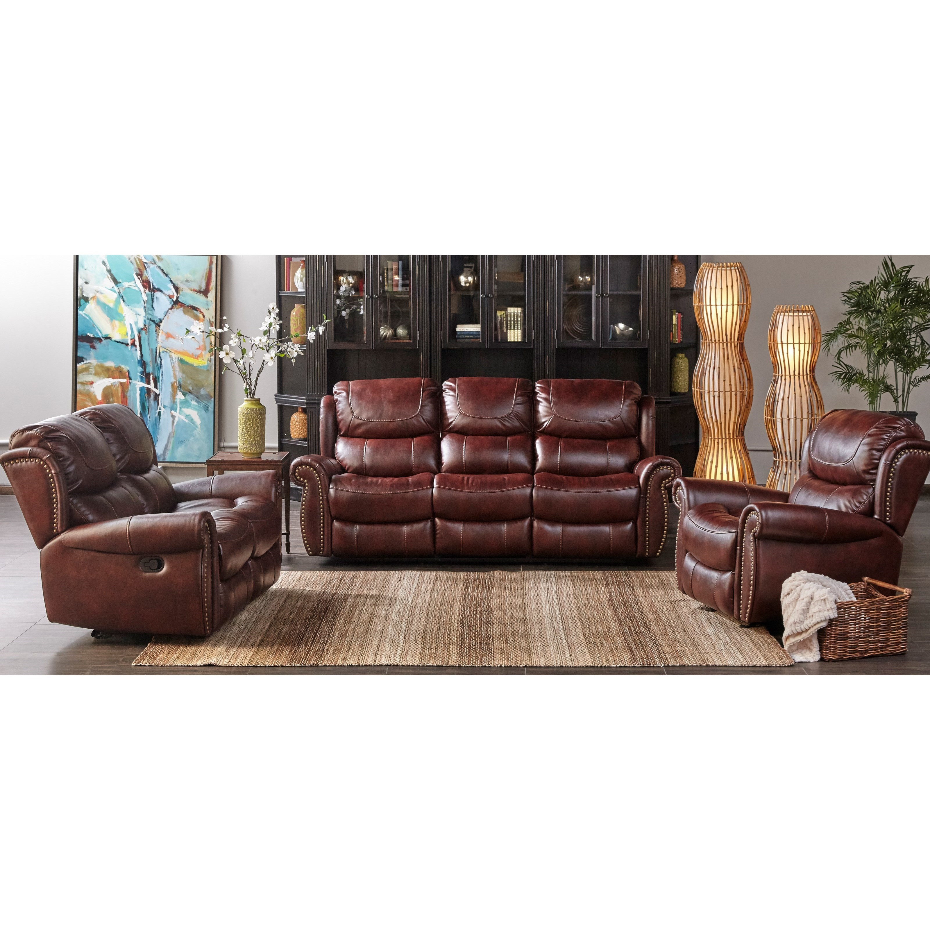 Cheers Sofa Xw1012m Qs Xw1012m L1 1k Glider Recliner With Nailhead Trim Household Furniture