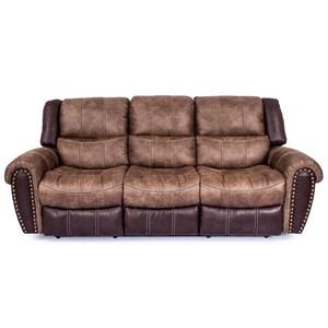 Cheers Sofa XW9507M Casual Reclining Sofa