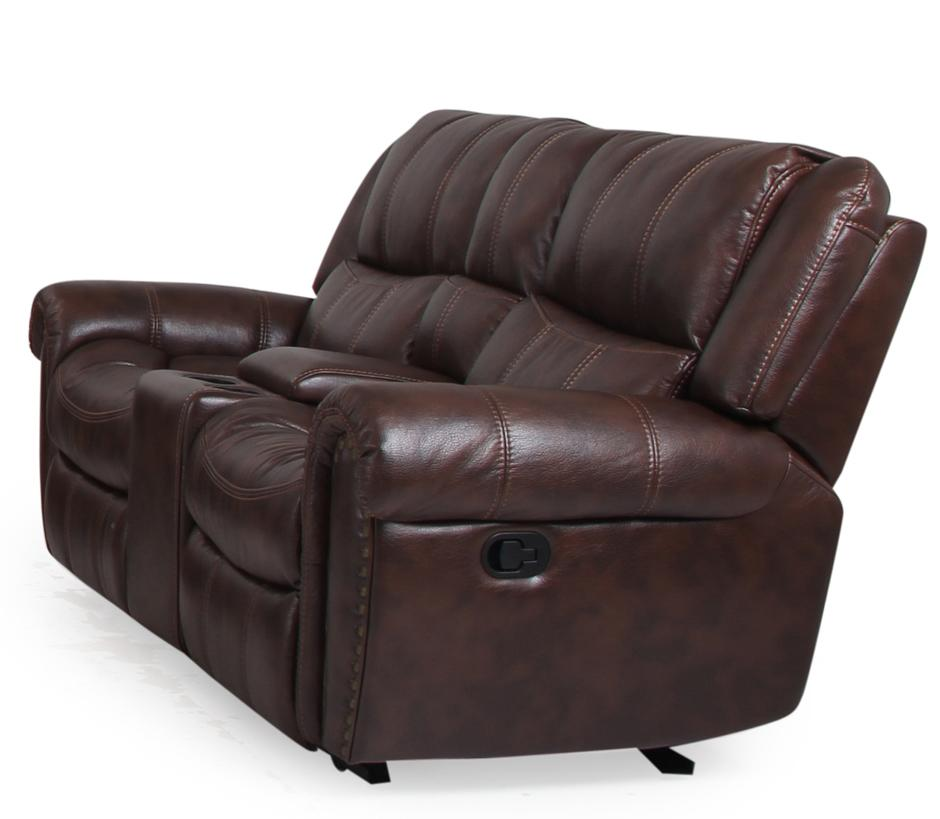 Cheers Sofa Xw9507m Casual Reclining Love Seat With Middle