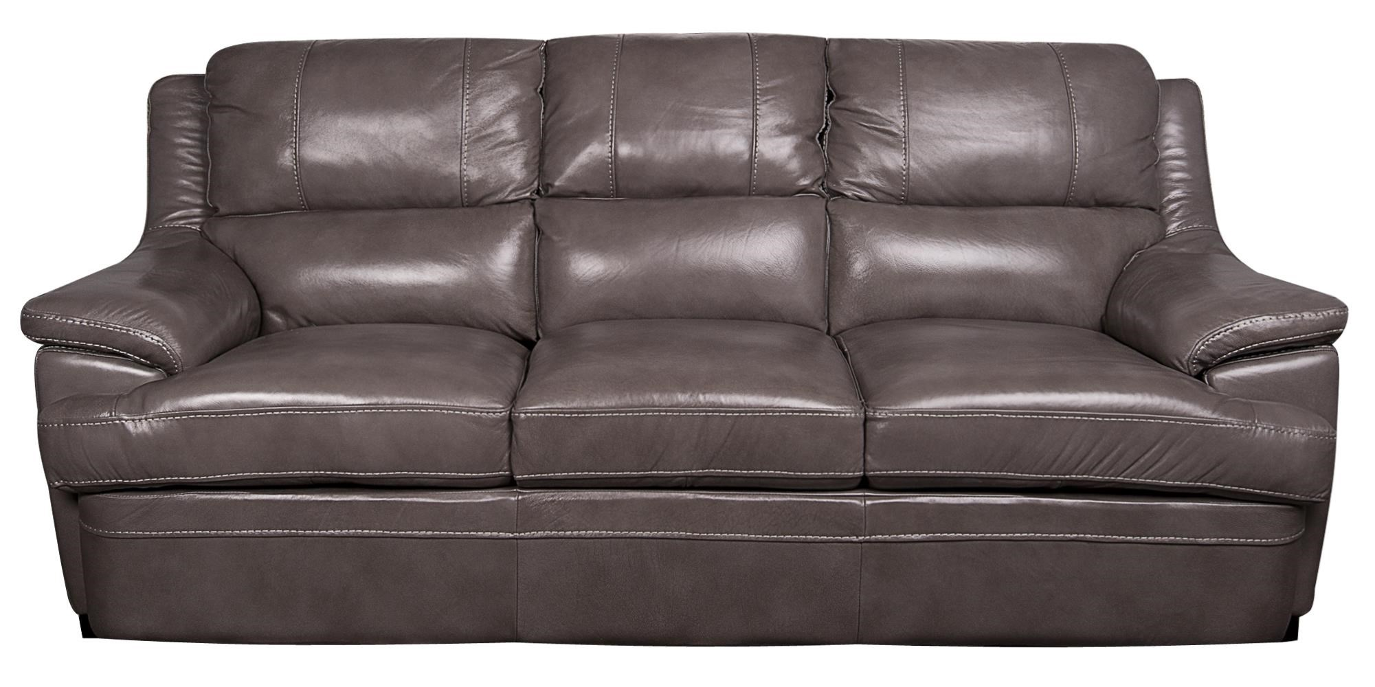 Morris Home Furnishings Zane Zane Leather-Match* Sofa - Item Number: 293706518