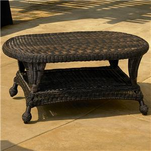 NorthCape International Charleston Coffee Table
