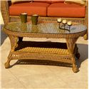 NorthCape International Charleston Coffee Table - Item Number: NC457CT-WL+NC457CT-GL