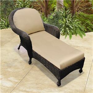 NorthCape International Monaco NC Chaise Lounge