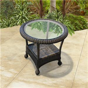 NorthCape International Monaco NC End Table