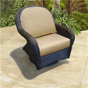 NorthCape International Monaco NC Swivel Glider