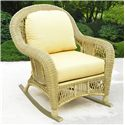 NorthCape International St Lucia Chair Rocker - Item Number: NC497-CR-SE