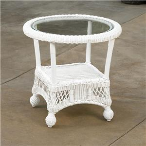 NorthCape International St Lucia End Table