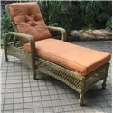NorthCape International St Lucia Single Adjustable Chaise Lounge - Item Number: NC497-SACL-SE