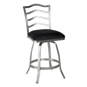 "Chintaly Imports 0734 30"" Swivel Stool"