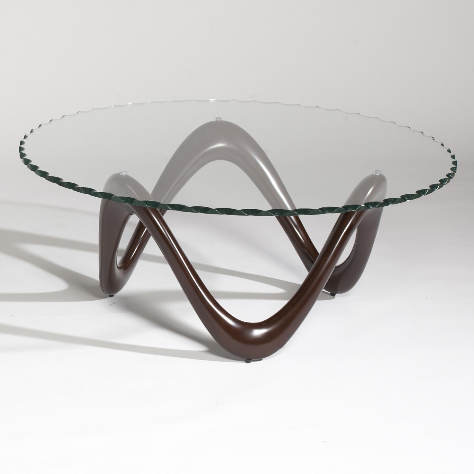 Chintaly Imports 1147 Cocktail Table - Item Number: 1147-CT-BRW-B+T