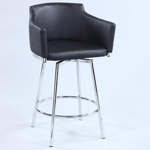 Chintaly Imports Dusty Bar Stool