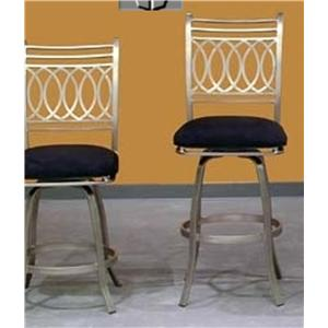 Chintaly Imports Julia  Bar Stool