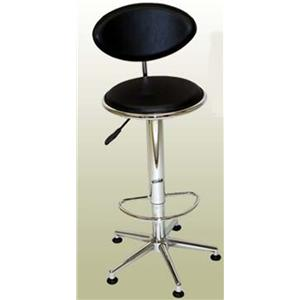 Chintaly Imports Soho  Adjustable Height Stool