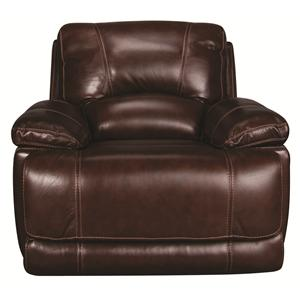Cindy Crawford Home Sawyer Sawyer Power Leather-Match* Recliner