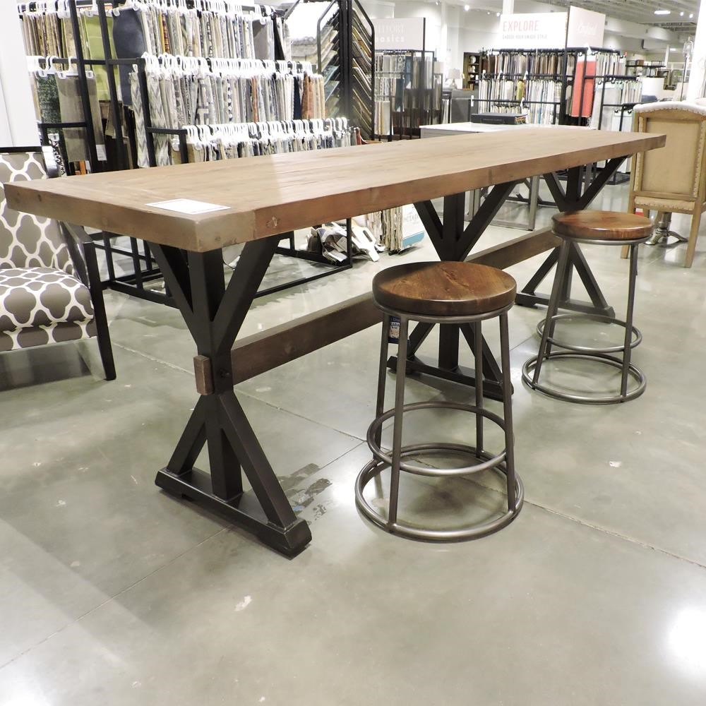 51005034 Gathering Table by Classic Home at Belfort Furniture