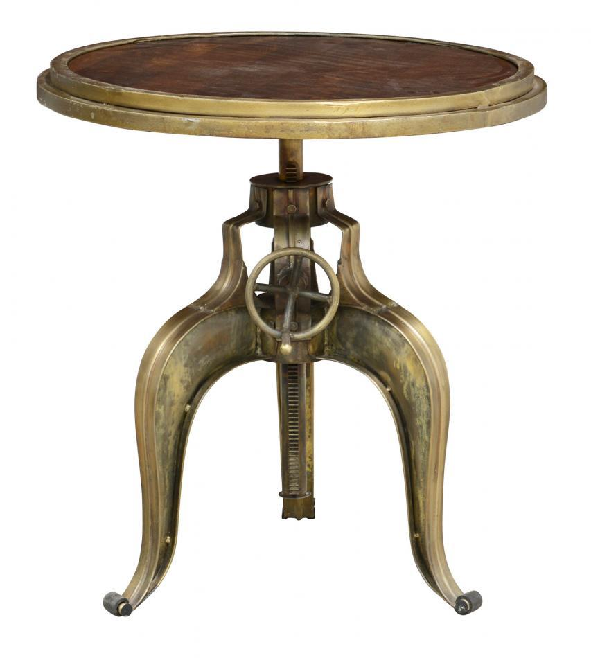 Classic Home 51010400 Carvelle Crank Table - Item Number: 51010400