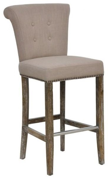 53005113 Bar Stool by Classic Home at Stoney Creek Furniture