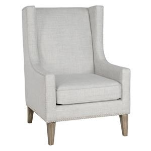 Classic Home/Villa Home Collection Erie Erie Gray Club Chair