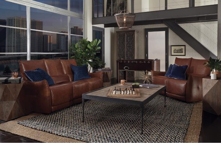 3 PC Power Reclining Living Room Set