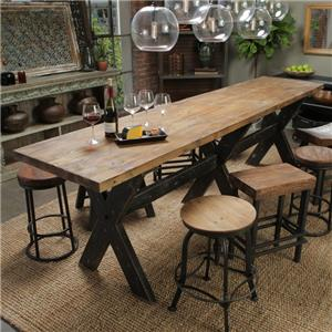 Classic Home Aurora Gathering Table