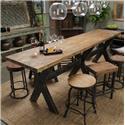 Classic Home Aurora Gathering Table - Item Number: 51003008ELP