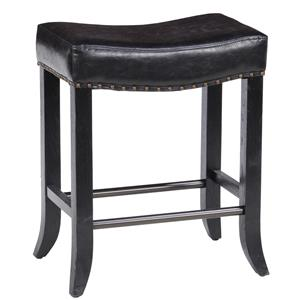 Classic Home Camille Backless Counter Stool