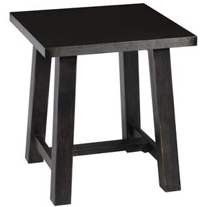 Classic Home Cole End Table